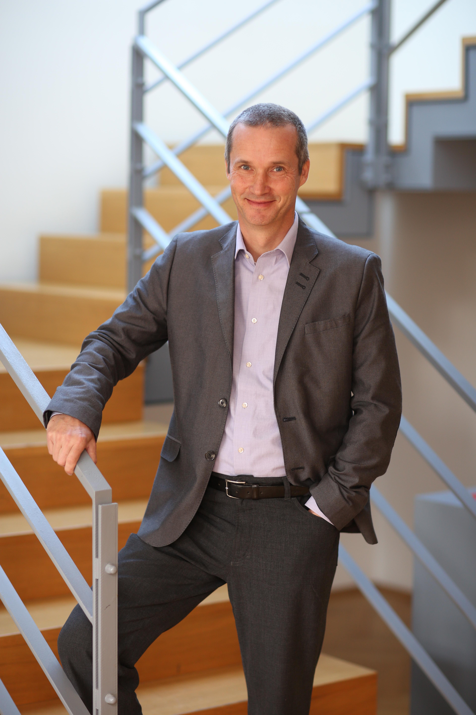 Dipl.-Ing. (FH) Michael Simon Geschäftsführer der Dess+Falk GmbH